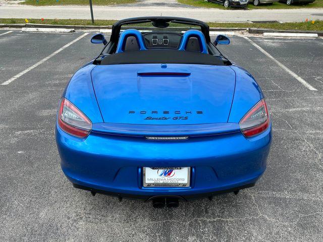 2015 Porsche Boxster GTS Longwood, FL 4