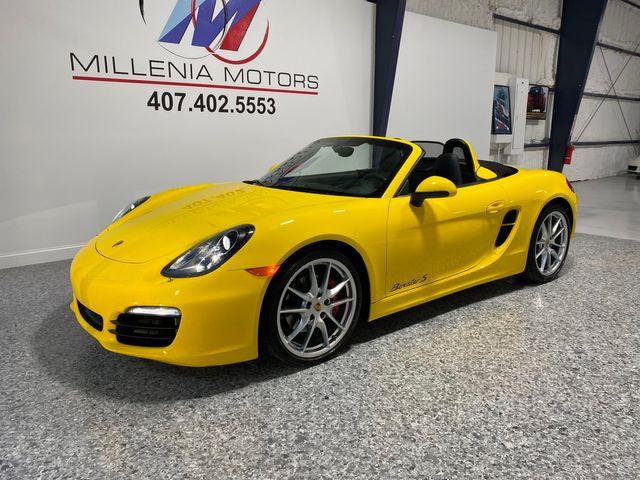 2015 Porsche Boxster S Longwood, FL 15