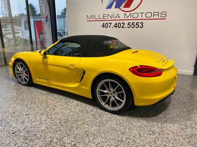 2015 Porsche Boxster S Longwood, FL 34