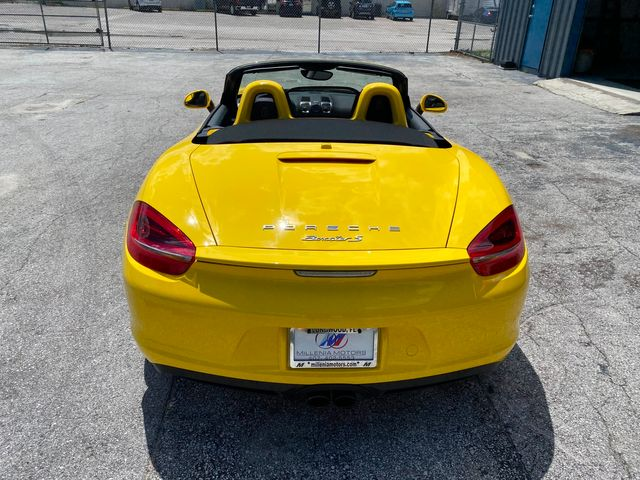2015 Porsche Boxster S Longwood, FL 43