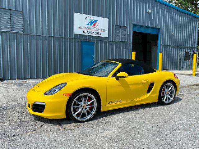 2015 Porsche Boxster S Longwood, FL 63