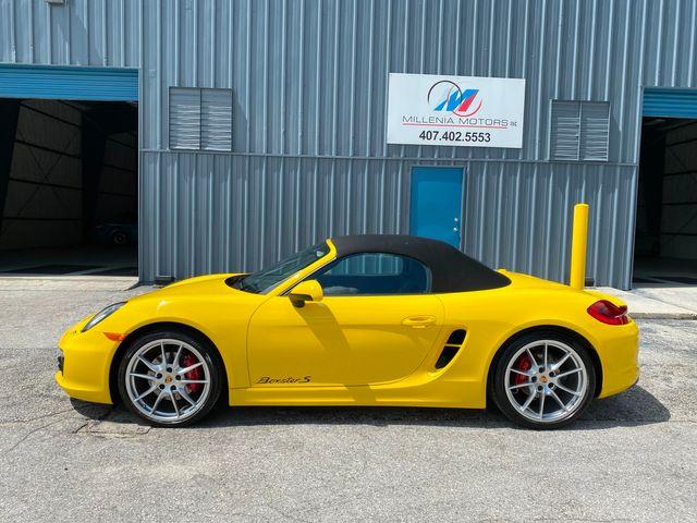 2015 Porsche Boxster S Longwood, FL 64