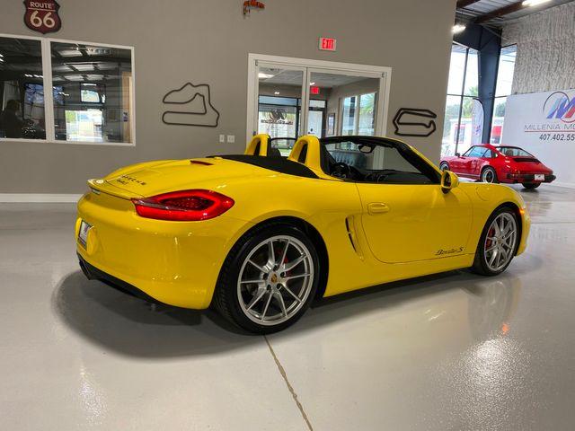 2015 Porsche Boxster S Longwood, FL 66
