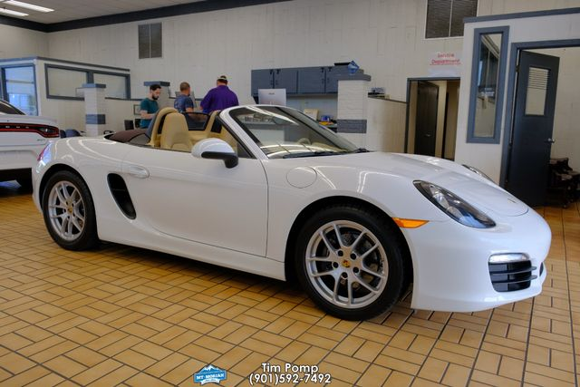 2015 Porsche Boxster NAVIGATION COOLED /HEATED SEATS