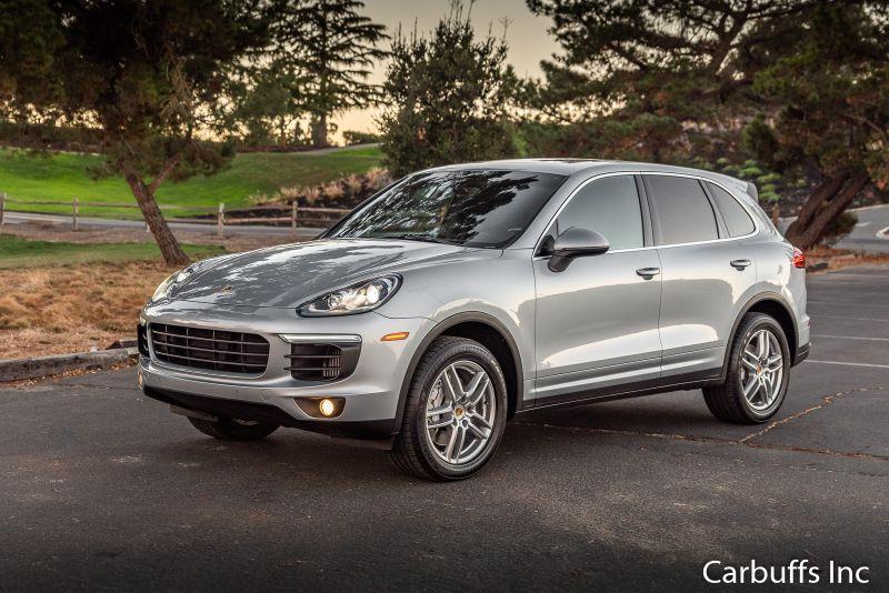 2015 Porsche Cayenne S | Concord, CA | Carbuffs