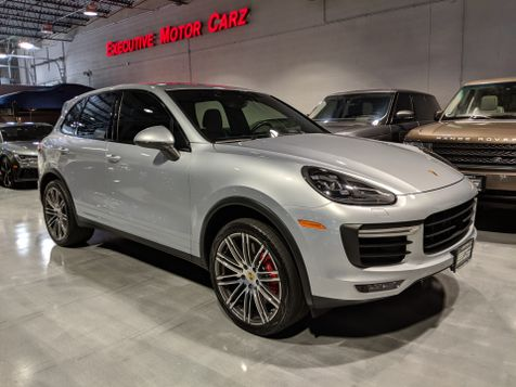 2015 Porsche Cayenne Turbo in Lake Forest, IL