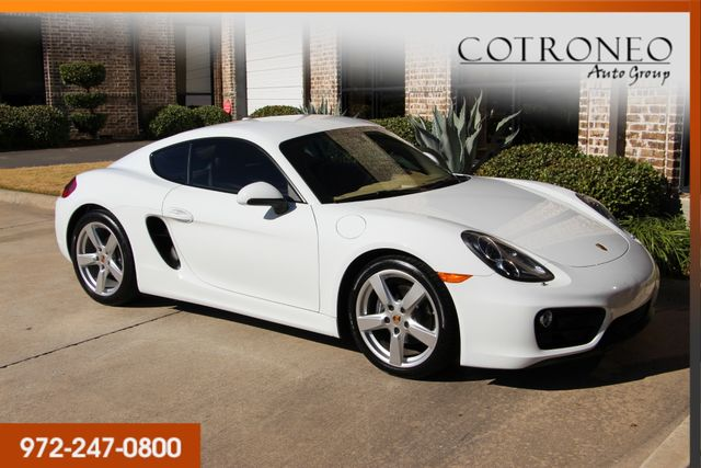 2015 Porsche Cayman in Addison, TX 75001