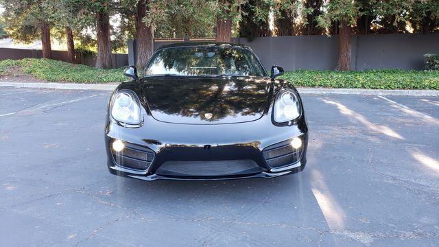 2015 Porsche CAYMAN S in Campbell, CA 95008