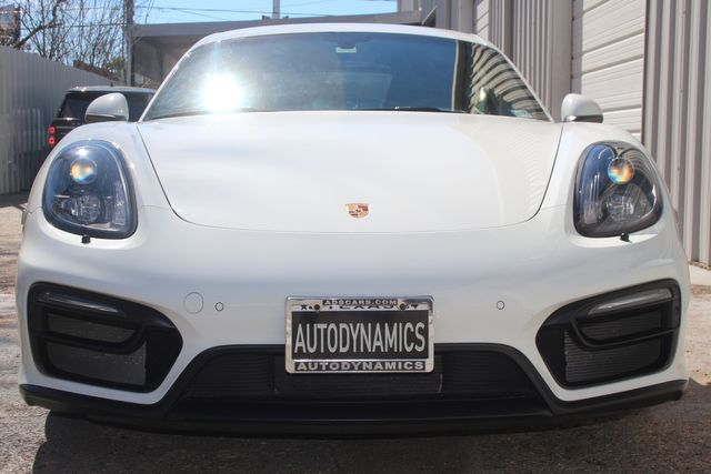 2015 Porsche Cayman GTS (Over $10k in upgrades) Houston, Texas 2