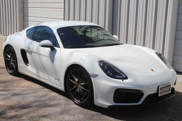 2015 Porsche Cayman GTS (Over $10k in upgrades) Houston, Texas 3
