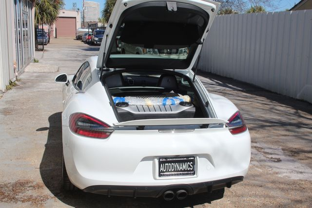 2015 Porsche Cayman GTS (Over $10k in upgrades) Houston, Texas 23