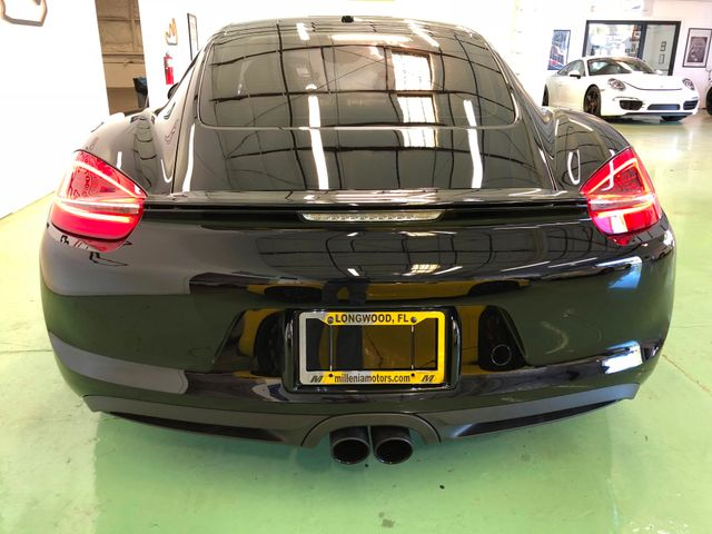 2015 Porsche Cayman S Longwood, FL 9