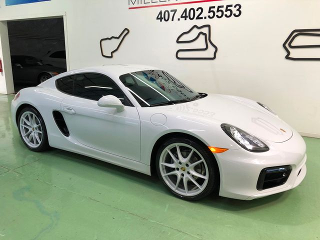 2015 Porsche Cayman Longwood, FL 1