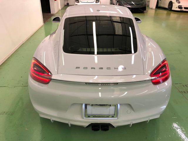 2015 Porsche Cayman Longwood, FL 8