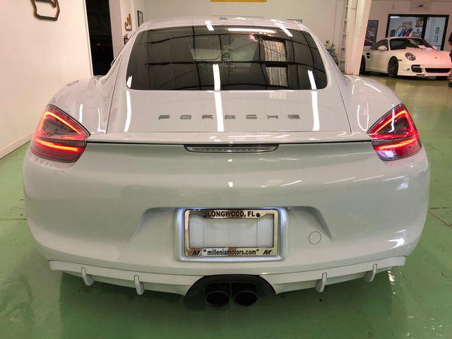 2015 Porsche Cayman Longwood, FL 9