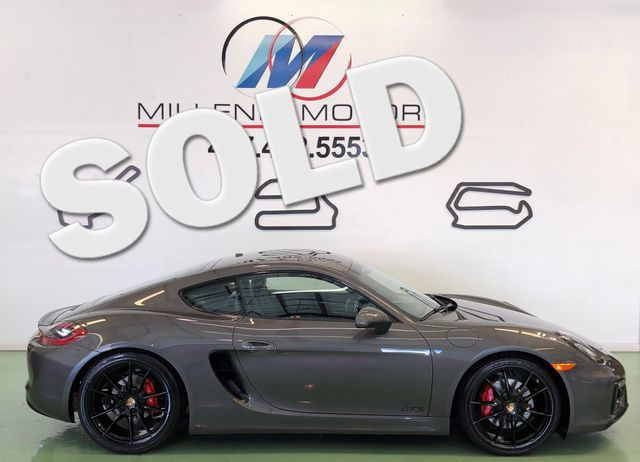 2015 Porsche Cayman GTS Longwood, FL