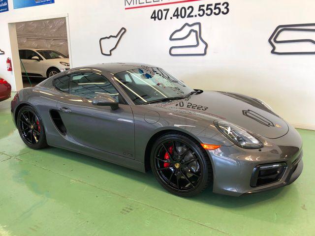 2015 Porsche Cayman GTS Longwood, FL 1