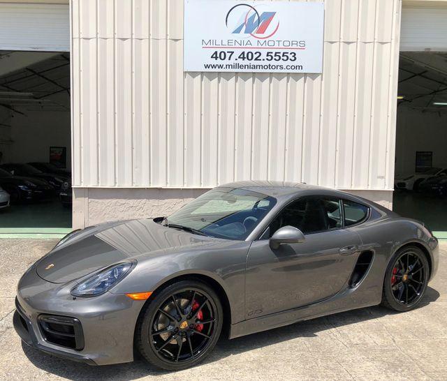 2015 Porsche Cayman GTS Longwood, FL 37