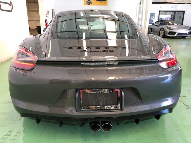 2015 Porsche Cayman GTS Longwood, FL 9