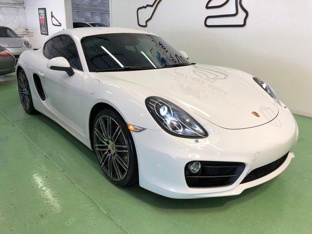 2015 Porsche Cayman S Longwood, FL 2