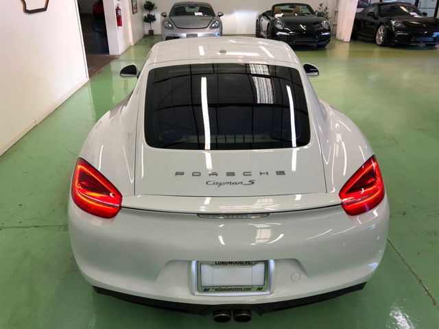 2015 Porsche Cayman S Longwood, FL 8