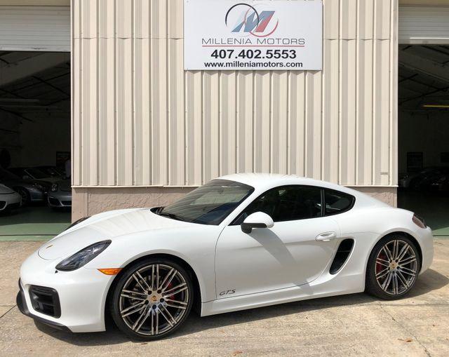2015 Porsche Cayman GTS Longwood, FL 35