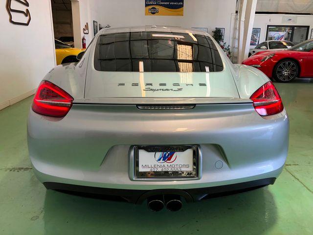2015 Porsche Cayman S Longwood, FL 10