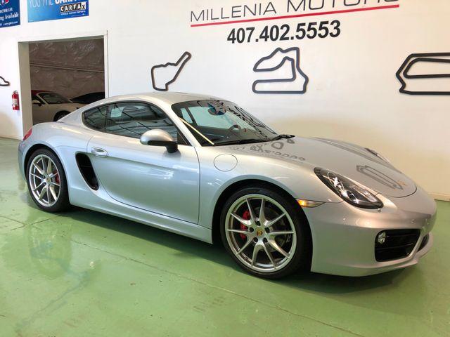 2015 Porsche Cayman S Longwood, FL 1