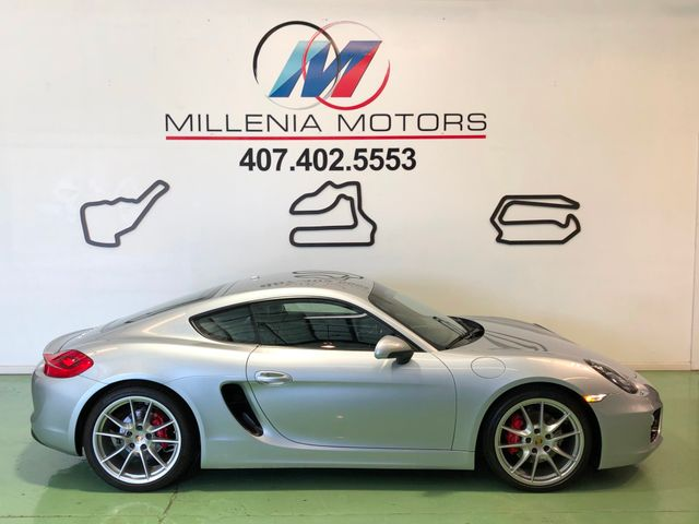 2015 Porsche Cayman S Longwood, FL 11