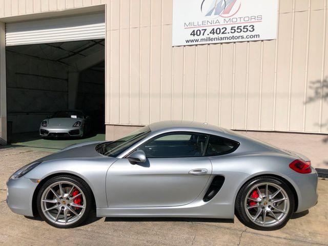 2015 Porsche Cayman S Longwood, FL 41