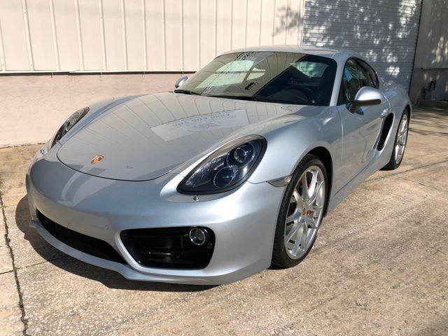 2015 Porsche Cayman S Longwood, FL 45