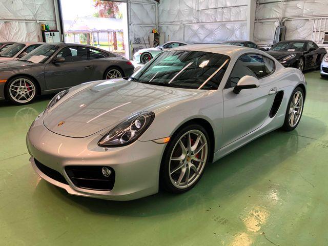 2015 Porsche Cayman S Longwood, FL 6