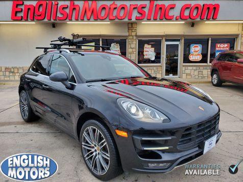 2015 Porsche Macan Turbo in Brownsville, TX