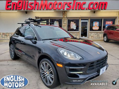 2015 Porsche Macan Turbo in Brownsville, TX