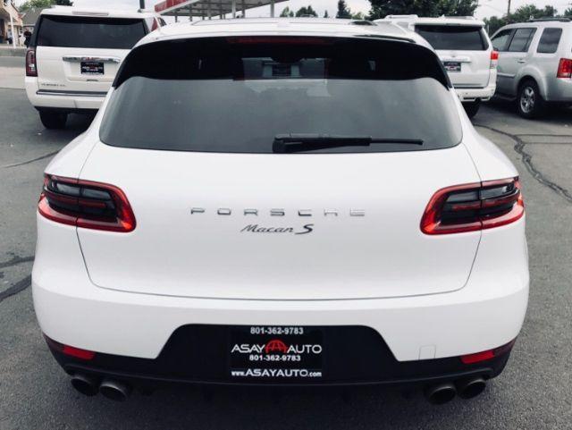 2015 Porsche Macan S LINDON, UT 6