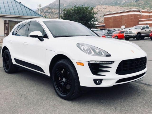 2015 Porsche Macan S LINDON, UT