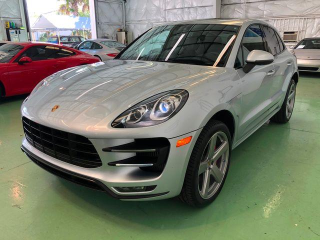 2015 Porsche Macan Turbo Longwood, FL 5