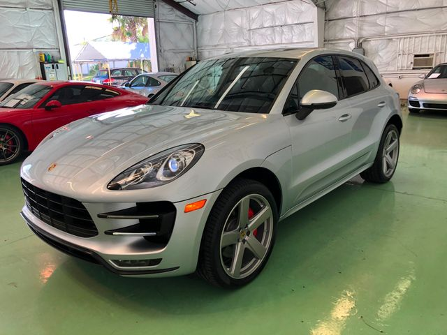 2015 Porsche Macan Turbo Longwood, FL 6