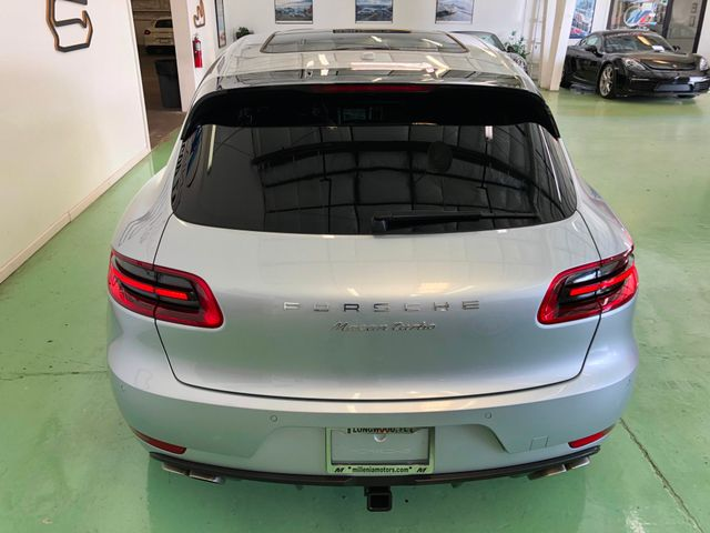2015 Porsche Macan Turbo Longwood, FL 8