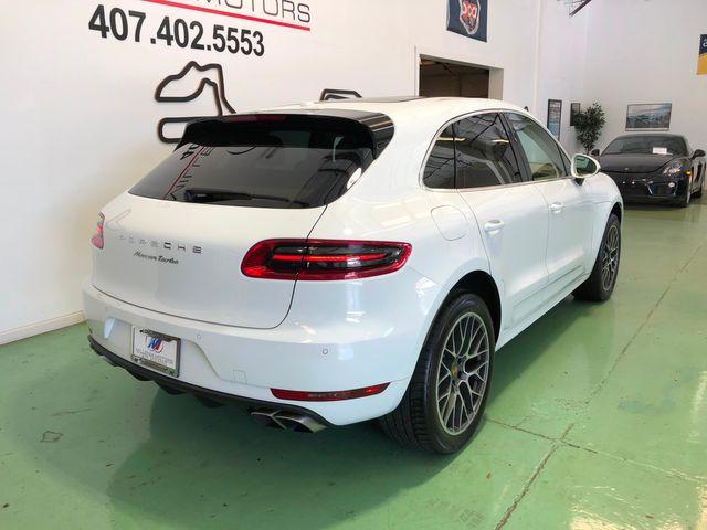 2015 Porsche Macan Turbo Longwood, FL 10