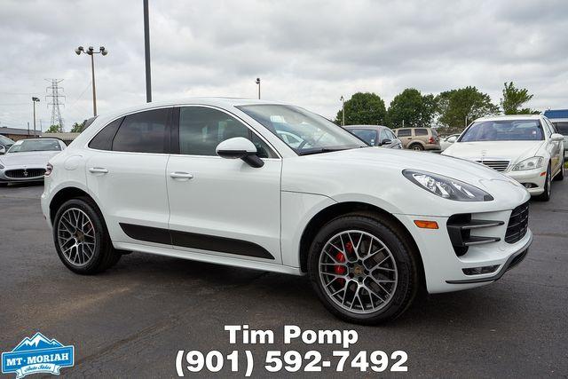 2015 Porsche Macan Turbo in Memphis, Tennessee 38115
