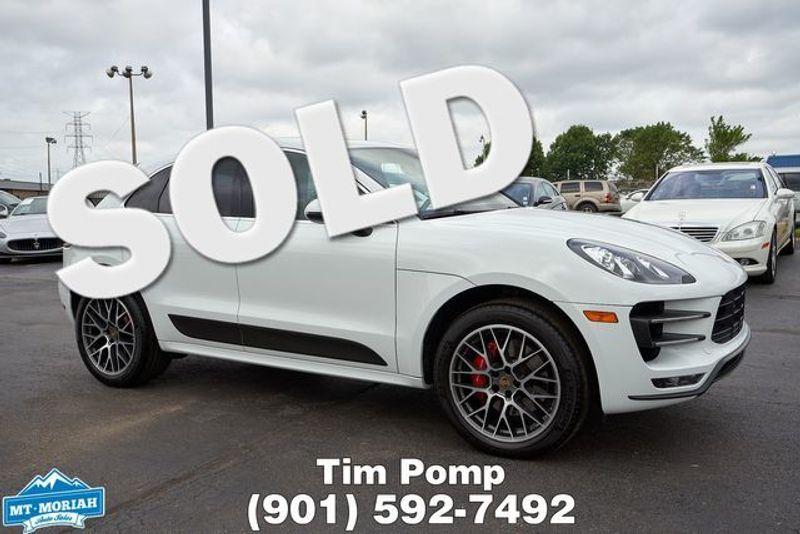 2015 Porsche Macan Turbo | Memphis, Tennessee | Tim Pomp - The Auto Broker in Memphis Tennessee