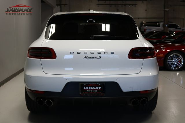 2015 Porsche Macan S Merrillville, Indiana 3