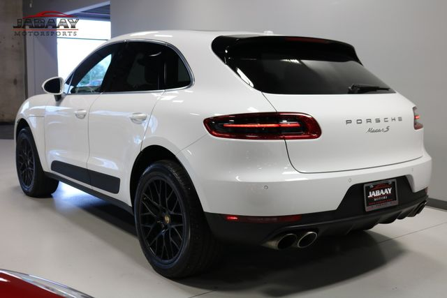 2015 Porsche Macan S Merrillville, Indiana 2