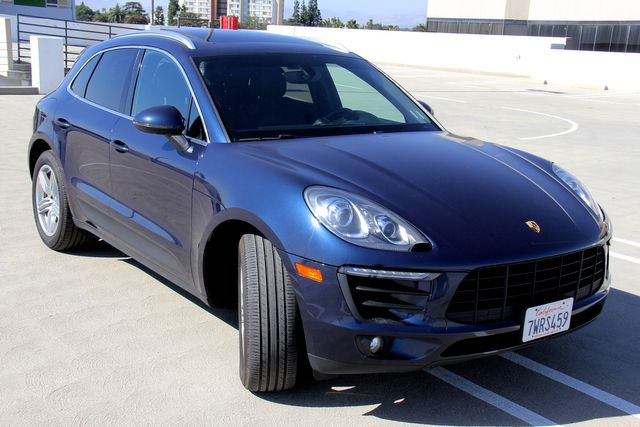 2015 Porsche Macan S in Reseda, CA, CA 91335