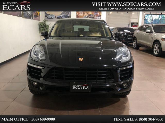 2015 Porsche Macan S in San Diego, CA 92126