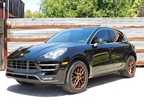 2015 Porsche Macan Turbo in Wylie, TX