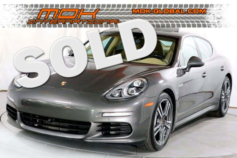 2015 Porsche Panamera S - Heavily optioned - Original MSRP of $117100 in Los Angeles