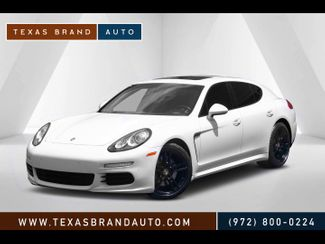 2015 Porsche Panamera 4 Sedan 4D in Dallas, TX 75229