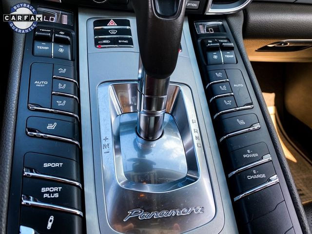 2015 Porsche Panamera S E-Hybrid Madison, NC 36